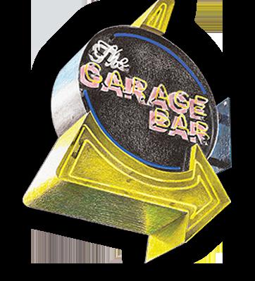 The Garage Bar Ann Arbor